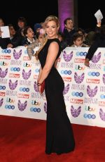 Gemma Atkinson At Pride Of Britain Awards 2018 in London