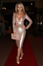 Gemma Merna At The Manchester Fashion Festival at The Midland Hotel in Manchester