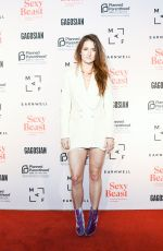 Grace Gumme At The Sexy Beast Gala A Benefit For Planned Parenthood LA