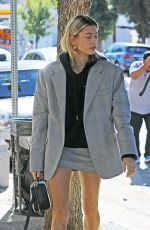 Hailey Baldwin Out in Los Angeles