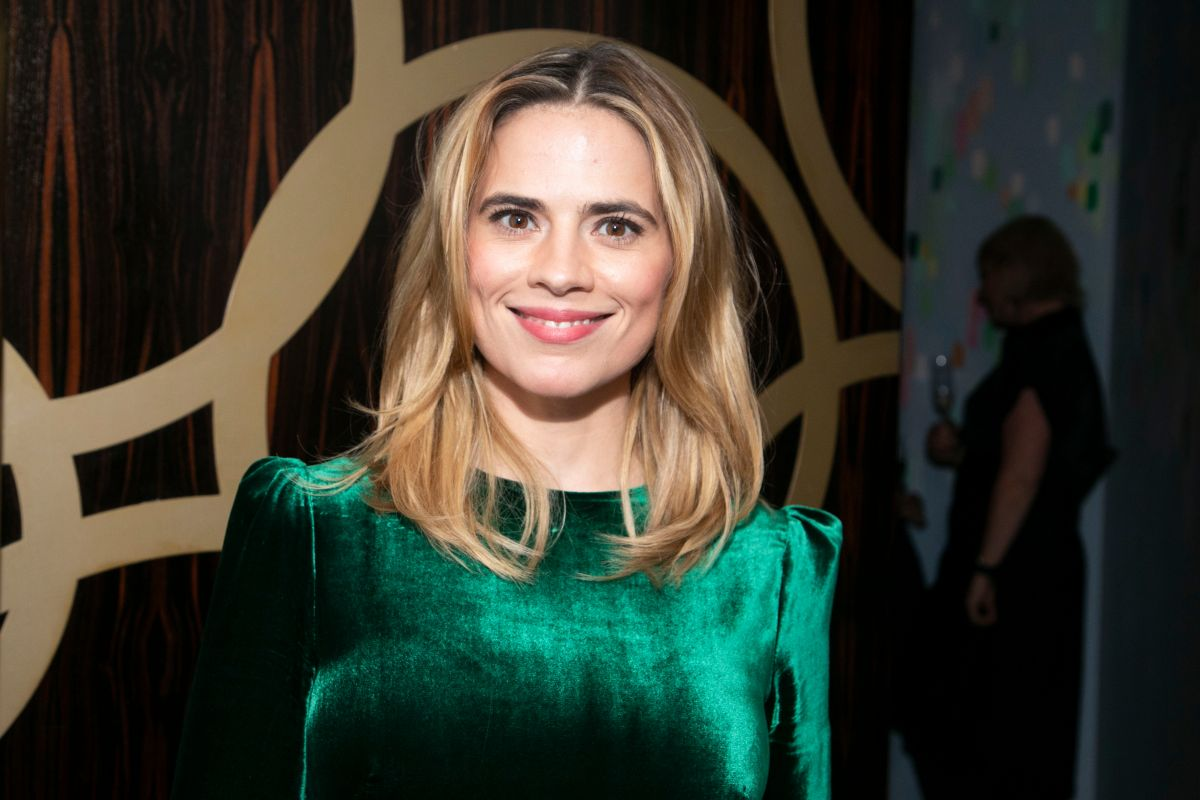 Hayley Atwell At Measure For Measure After Party In London Celebzz