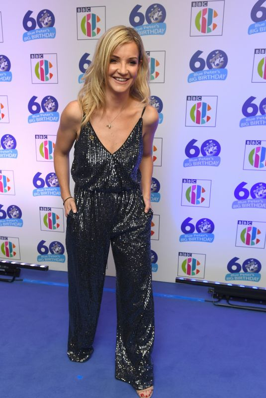 Helen Skelton At Blue Peter