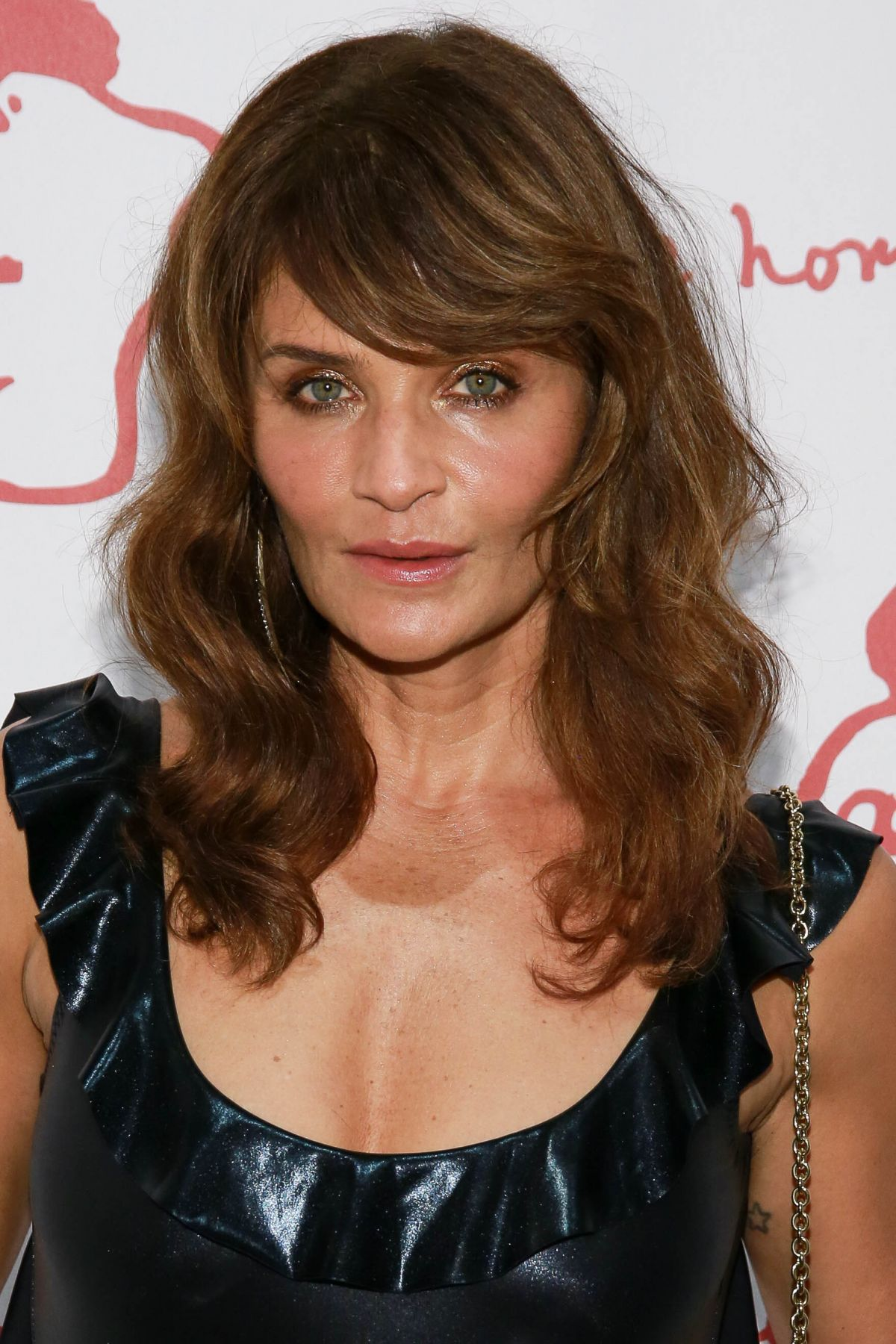 HELENA CHRISTENSEN at Take Home A Nude Art Party and