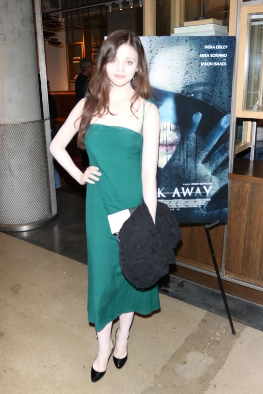 India Eisley At The screening of Vertical Entertainment