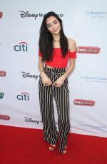 Indiana Massara At the T.J. Martell Foundation Hosts 9th Annual LA Family Day at The Grove in Los Angeles