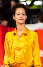 Ines Melab At World premiere of Amazon Prime Video