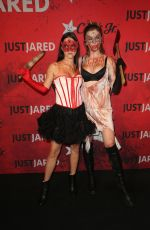 Ireland and Alaia Baldwin Attend the Just Jared