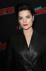 Jaimie Alexander Visiting 2018 New York Comic-Con