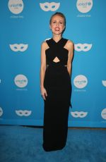 Jessica Holmes At UNICEF Masquerade Ball, Los Angeles