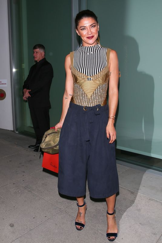 Jessica Szohr At Pomellato Beverly Hills Boutique party, Los Angeles