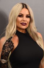 Jessica Wright At KISS House Party, London