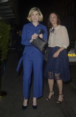 Jodie Whittaker At Bagatelle Mayfair in London