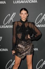 Josephine Japy At CR Fashion Book x Luisaviaroma party, Spring Summer 2019, Paris Fashion Week, France