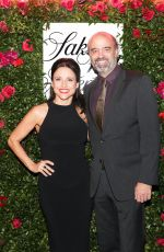 Julia Louis-Dreyfus At 20th Anniversary of Key to The Cure, New York