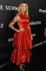 Julia Michaels At Angel Ball 2018 in NYC