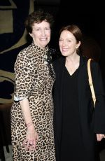 """Julianne Moore At Wendy Goodman Celebrates The Release Of Her New Book """"May I Come In?"""" in NYC"""
