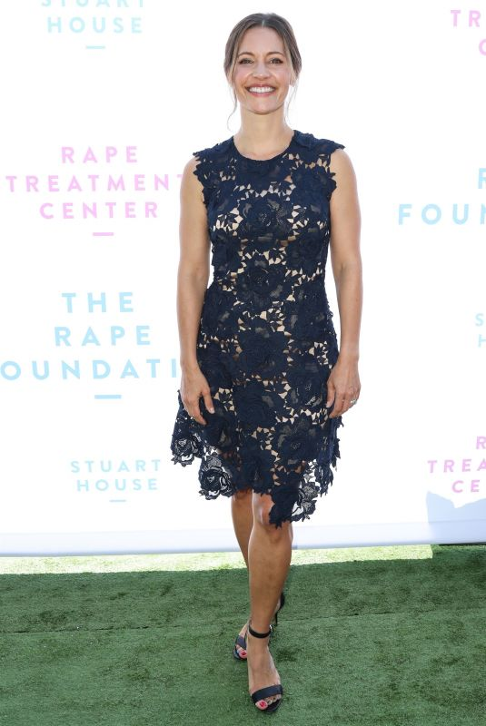 KaDee Strickland At The Rape Foundation Annual Brunch, Los Angeles