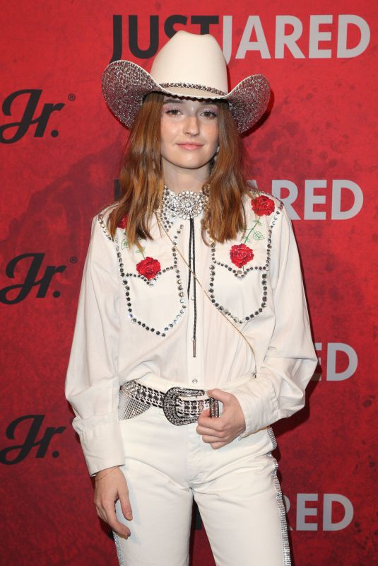 Kaitlyn Dever At Just Jared