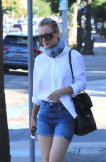 Kaley Cuoco Out & about in Los Angeles