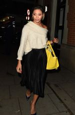 Karen Clifton Leaves Strictly Come Dancing It Takes Two filming in London