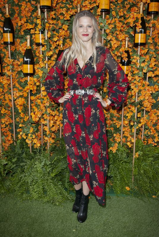 Kate Kestner At Veuve Clicquot Polo Classic, Los Angeles