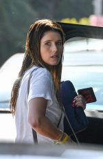 Katherine Schwarzenegger Leaving a Santa Monica hair salon