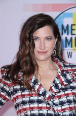 Kathryn Hahn At American Music Awards, Los Angeles