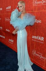 Katy Perry At amfAR Gala in Beverly Hills