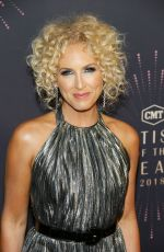 Kimberly Schlapman At CMT Artists of the Year, Nashville