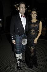 Kym Marsh At The Manchester Fashion Festival at The Midland Hotel in Manchester