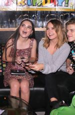 Landry Bender At Asher Angel celebrates his 16th birthday with a party hosted by Nintendo in Los Angeles