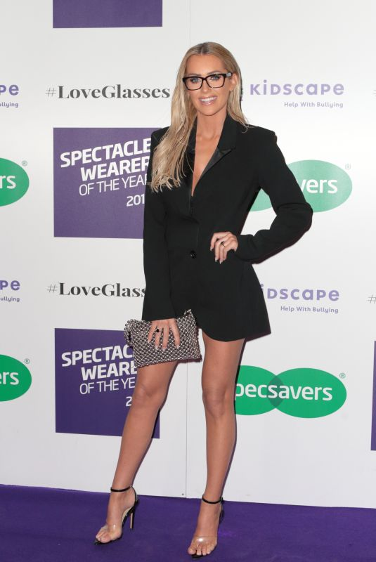 Laura Anderson At Specsavers