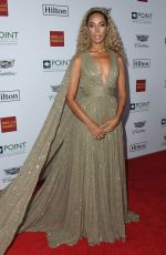 Leona Lewis Attends the Point Foundation Honors Los Angeles 2018 Gala