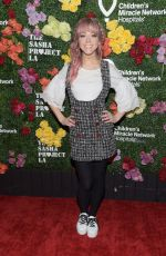 Lindsey Stirling Attends Rock The Runway presented by Children