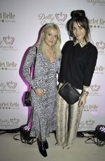 Lucy Fallon, Samia Longchambon, Brooke Vincent At Scarlet Belle Daydreams luxury salon and spa launch party in Liverpool
