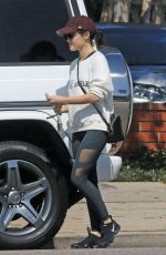 Lucy Hale Out shopping with a friend in Los Angeles