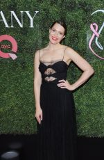 Mandy Moore Attends the 25th Annual QVC