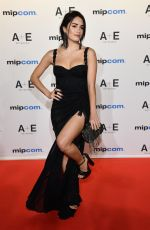 Maria Bopp & Lali Esposito At the MIPCOM Opening Party at the Carlton Hotel