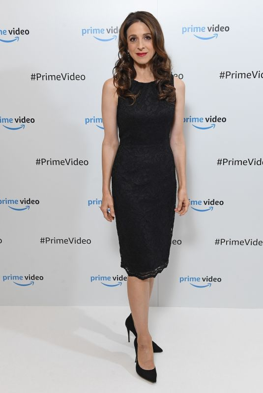 Marin Hinkle At Promotion of Amazon Prime Video show Homecoming - London