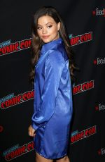 Melonie Diaz At Charmed Screening and Panel at NY Comic Con