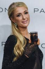 """Paris Hilton Hosts the """"ProD.n.a Skincare"""" launch party at Rinascente in Milan"""