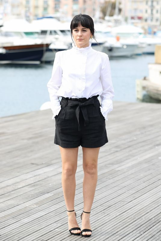 Phoebe Fox During Photocall Of