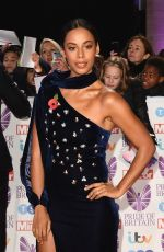 Rochelle Humes Attends the Pride of Britain Awards 2018