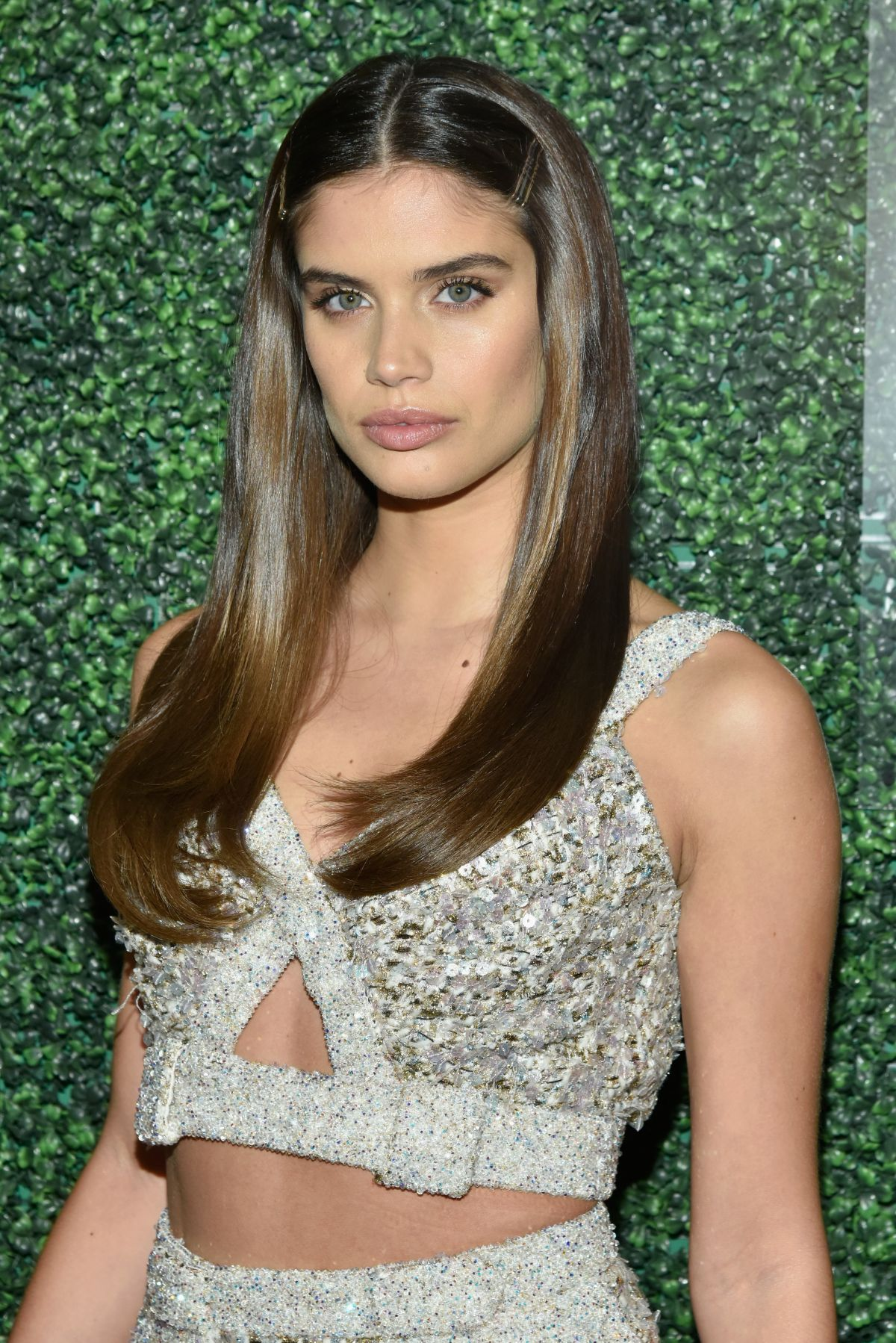 Sara Sampaio Attends The 25th Annual QVC U0026 39 FFANY Shoes On
