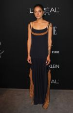 Sasha Lane At Elle Women in Hollywood, Los Angeles