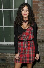 Shelby Tribble At TOWIE Film Halloween In Suffolk
