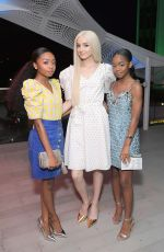 Skai Jackson At InStyle and Kate Spade dinner in Los Angeles