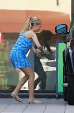 Teresa Palmer Out in Los Angeles