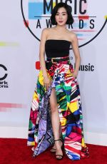 Tiffany Young At American Music Awards, Los Angeles