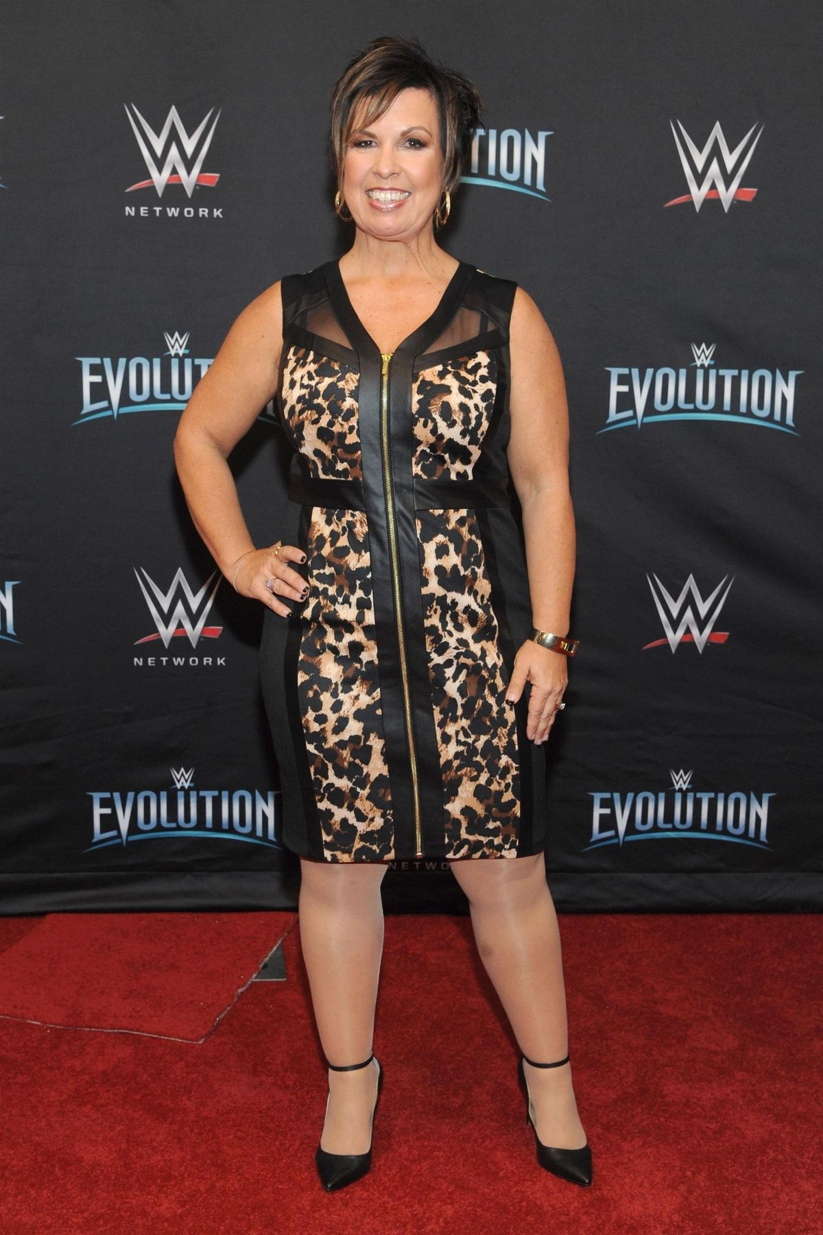 Vicky Guerrero At Wwe S First Ever All Women S Event